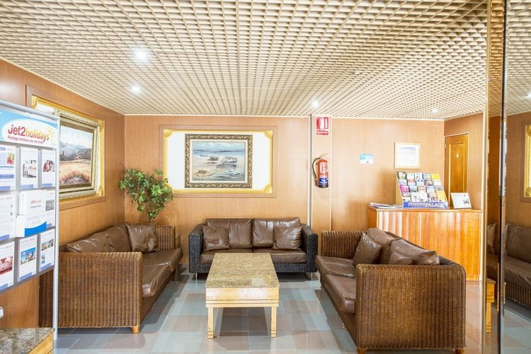 Zonas comunes hotel magic villa benidorm