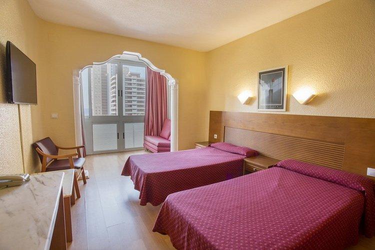 Habitación estándar hotel magic villa benidorm