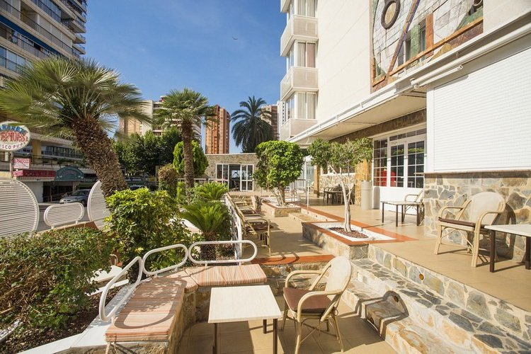 Bar Hotel Magic Villa Benidorm Benidorm