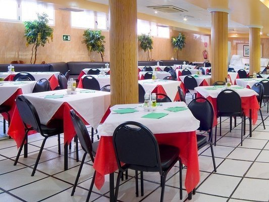 RESTAURANTE BUFFET Hotel Magic Villa Benidorm Benidorm