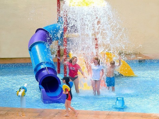 Splash infantil Hotel Magic Villa Benidorm Benidorm