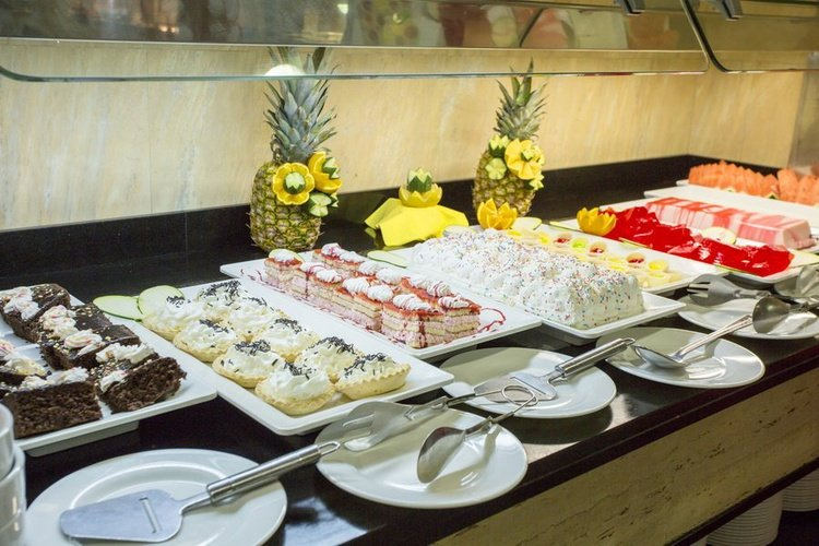 Gastronomía hotel magic villa benidorm